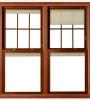 Oblika lesenega okna